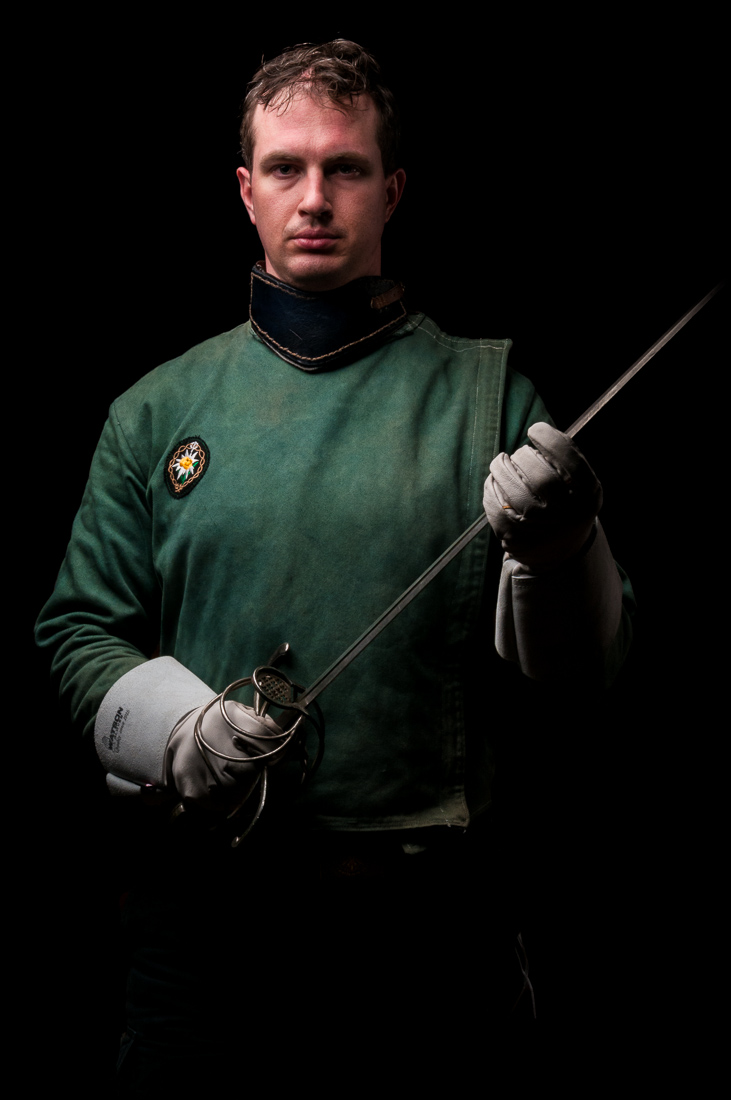 Sword Play A Photo Series By Mark Feenstra